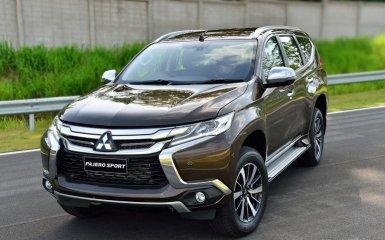 Технические «апдейты» обошлись третьей генерации Mitsubishi Pajero Sport 2017 года в полмиллиона рублей