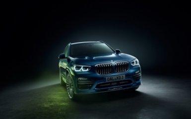 "Alpina представила ""заряженный"" BMW X3"