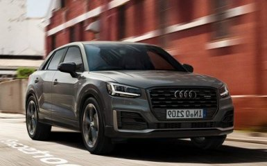 Уроки геометрии: из Ингольштадта в Женеву привезли вседорожник Audi Q2 2016-2017