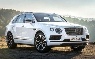 Самый быстрый, дорогой и габаритный: премиальный Bentley Bentayga 2016 от легендарного британского бренда