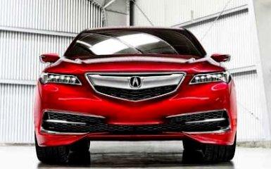 Acura TLX появится в России к концу 2014 года