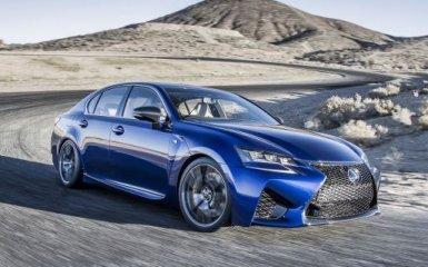 В российском Е-классе становится тесно: начались продажи нового Lexus GS F 2016