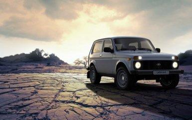 Lada 4x4 2016 - обновление «Нивы»: медленно, но верно