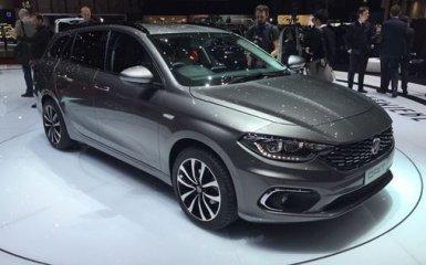 Мастерство без излишеств: хэтчбэк и универсал Fiat Tipo 2016-2017