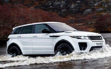 Осенью дебютирует новый Range Rover Evoque 2018