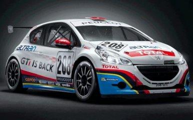 Peugeot представляет 208 GTi Sport