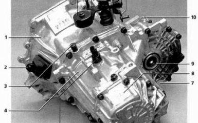 Коробка передач Hyundai Accent 2
