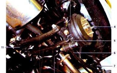 Задняя подвеска Hyundai Accent 2000 - 2012 гг.