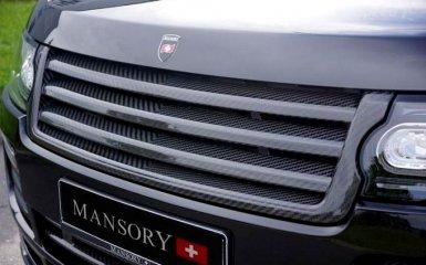 Тюнинг Range Rover 2014 от Mansory