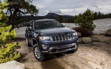 Новый Jeep Grand Cherokee 2014 [фото]