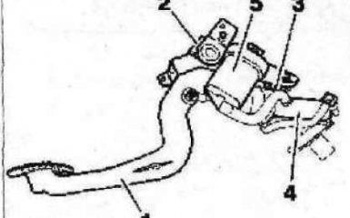 Сцепление Peugeot 605 1989 - 2000 гг.