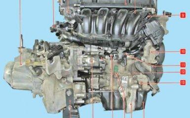 Двигатель Peugeot 308 (T7)