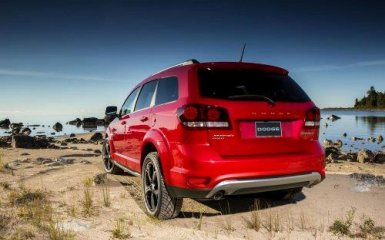 Новый Dodge Journey Crossroad 2014 [фото]