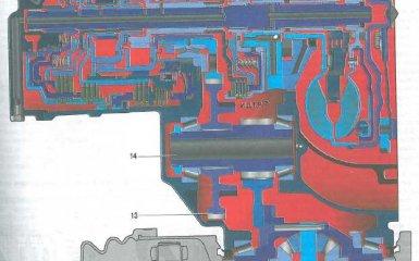 АКПП Hyundai Elantra HD 4
