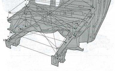 Кузов Hyundai Elantra HD 4