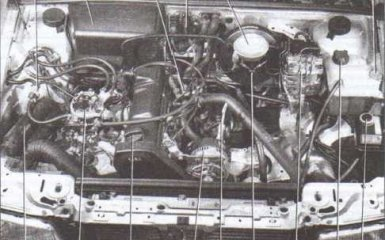 Двигатели Audi 80 B4