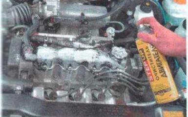 Двигатель Daewoo Nexia N100