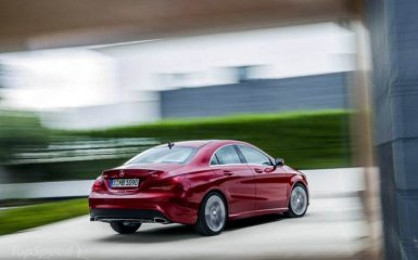 Mercedes-Benz CLA-класс 2014 – новый CLA от Мерседес [фото]
