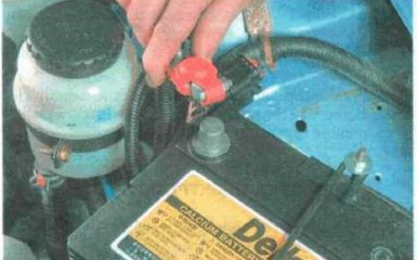 Аккумулятор Daewoo Nexia с 1994 г.г.
