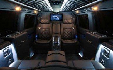 Тюнинг Mercedes Viano от Carisma Auto Design