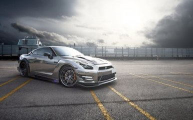 Тюнинг Nissan GT-R от ReStyle