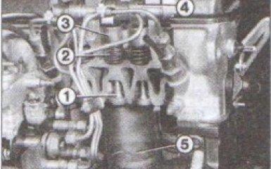 Головка блока цилиндров Audi 80 B4