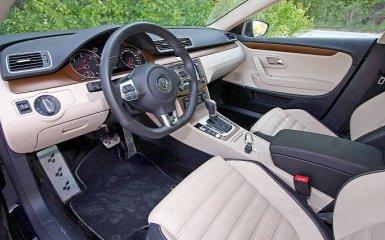 Тюнинг Volkswagen Passat CC от FolienCenter-NRW