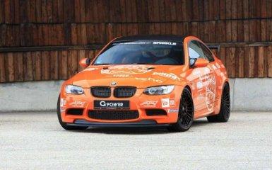 Тюнинг BMW M3 GTS от G-Power