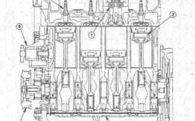 Двигатели Ford Focus 1