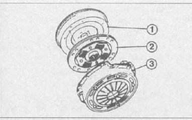 Сцепление Ford Focus 1