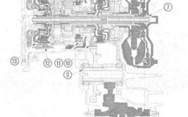 АКПП Ford Focus 1