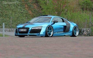 Тюнинг Audi R8 V10 от XXX Performance