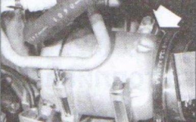 Кондиционер Audi 80 B4