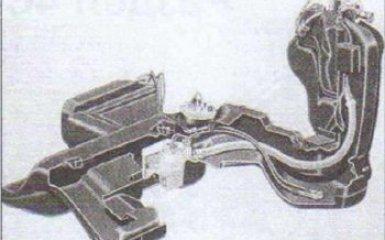 Топливная система Audi 80 B4