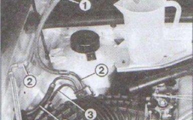 Замена топливного насоса на Audi 80 B4