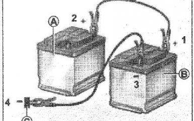 Аккумулятор Citroen C4 1