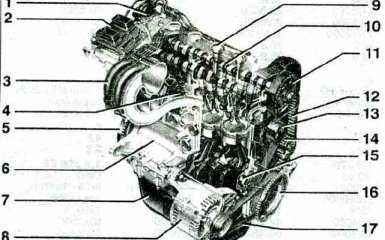 Двигатель FIAT Punto 2