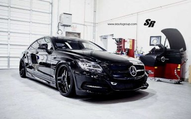 Тюнинг Mercedes-Benz CLS от SR Auto Group