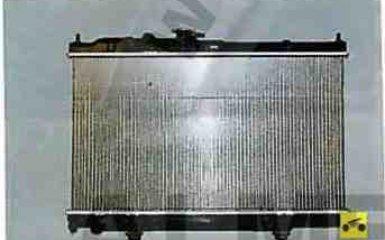 Радиатор Nissan Almera Classic с 2006 - 2012 г.в.