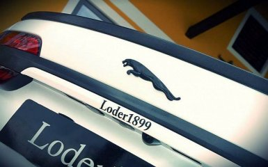 Тюнинг Jaguar XF 2013 от Loder1899