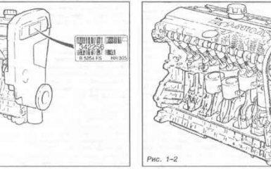 Двигатель Volvo 850 с 1992-1996 гг.