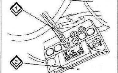 Аккумулятор Audi 100 c 1990 - 1994 гг.