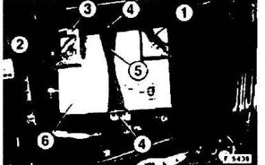 Аккумулятор Ford Mondeo 1