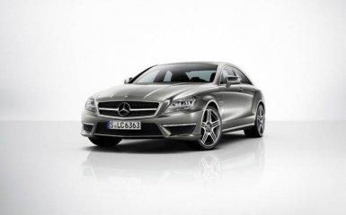 Mercedes-Benz CLS 63 AMG 4MATIC 2014 [фото]