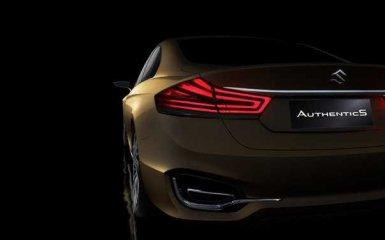 Suzuki показала концепт С-класса под названием Authentics