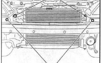 Замена радиатора Opel Corsa 3 (C)