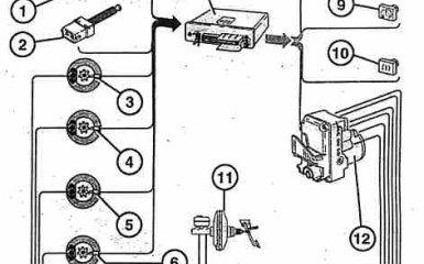 Тормозная система Audi A6 C5