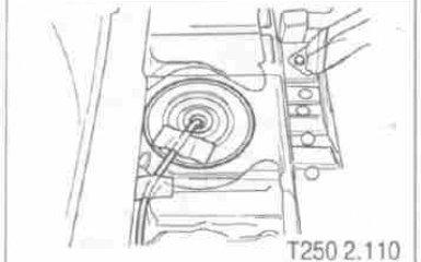 Замена топливного насоса Chevrolet Aveo Т200/Т250