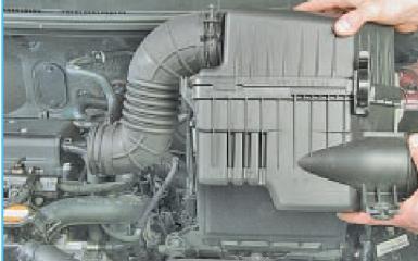 Снятие АКПП Hyundai Solaris (RB), 2010 - 2017 г.в.