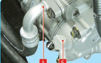 Замена компрессора кондиционера Hyundai Solaris (RB), 2010 - 2017